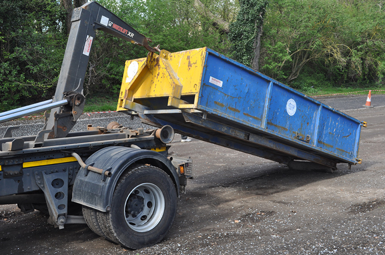 Roll-On / Roll-Off Container Hire Surrey